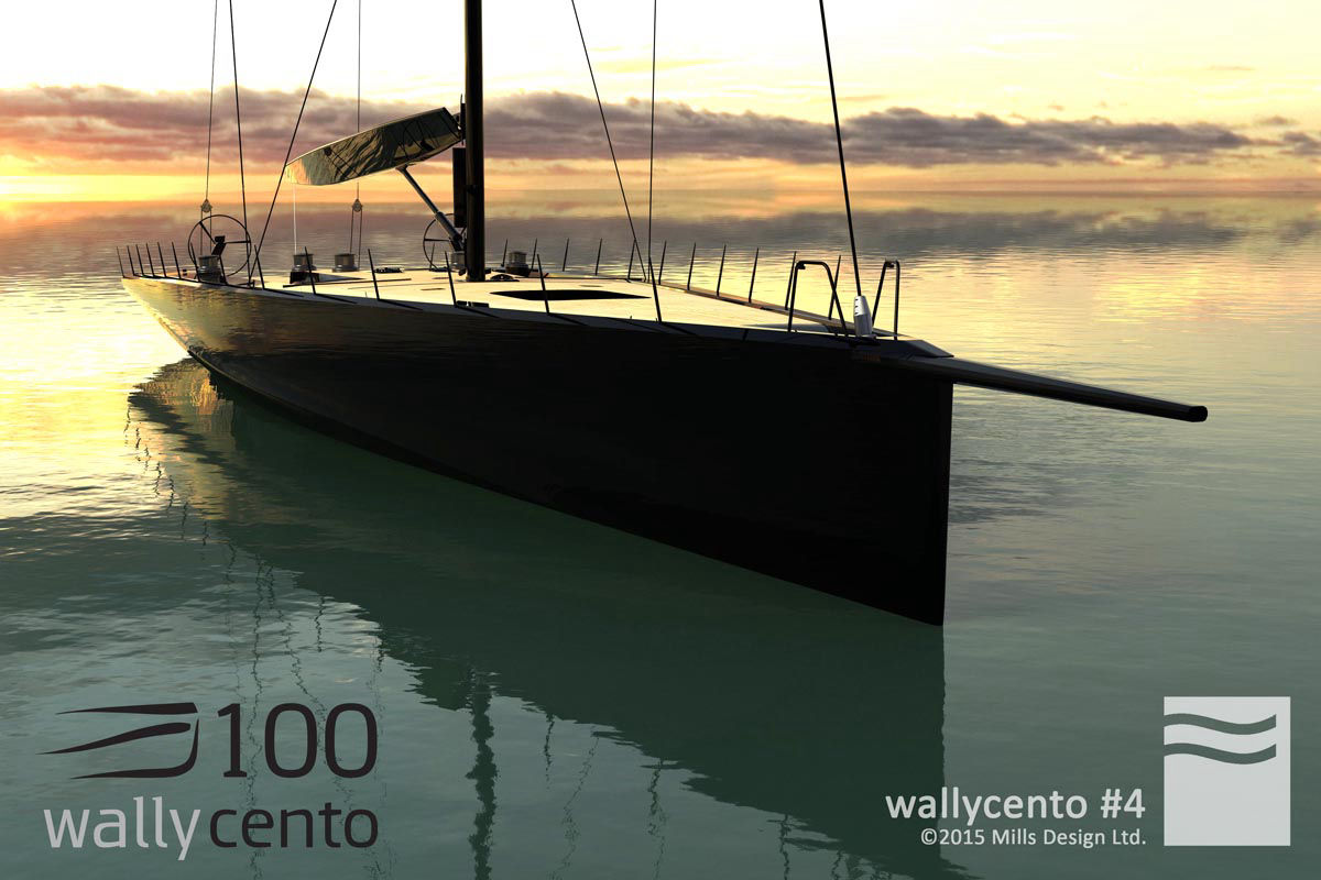 Persico Marine and Pininfarina together for the new WallyCento